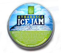athabasca ice jam