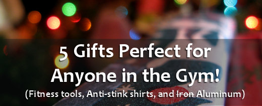 gifts for gym rats