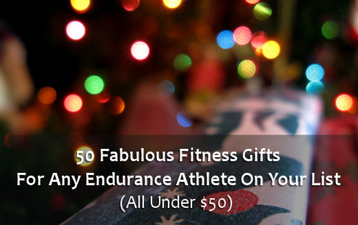 50 fab fitness gifts under $50