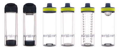 multi flask bottle system