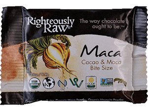 righteously raw maca chocolate