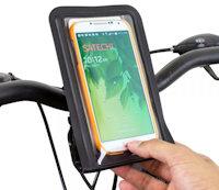 waterproof smartphone mount