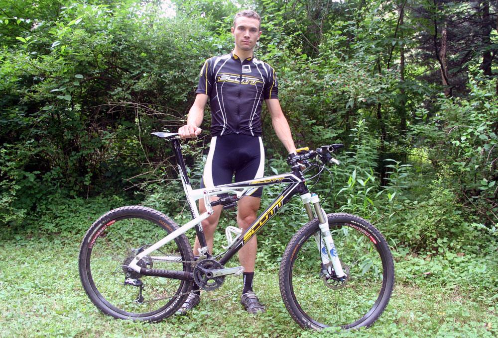 Bike Check Aaron Snyder Scott Spark Scott Bicycles Mtb Team