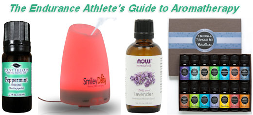 guide to aromatherapy for athletes