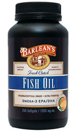 barleans fish oil