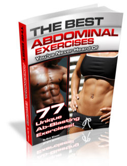 best ab exercises ebook cover