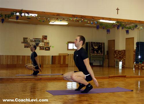 hindu squat