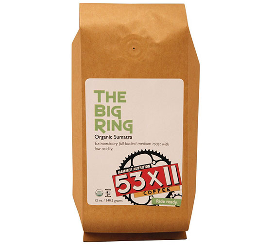 53 by 11 big ring coffee