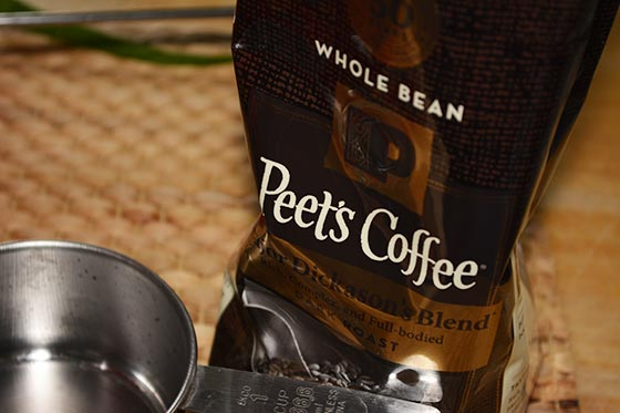 Peets coffee Major Dickasons blend is excellent for cold brew