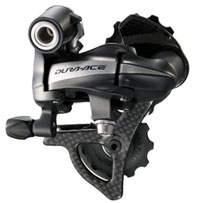 dura ace rear derailleur