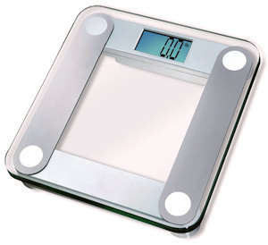 eatsmart precision bathroom scale