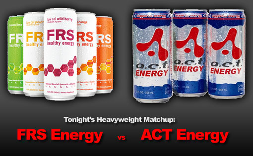 frs vs act energy