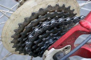 Bike Gears Tutorial If your bike has five gears on