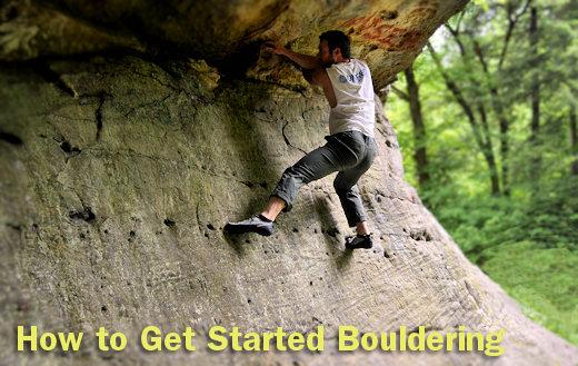 coach levi bouldering