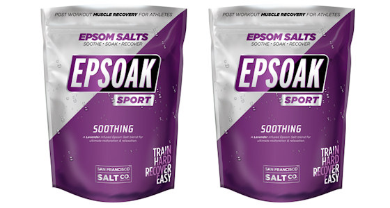 bags of epsoak epsom salts