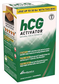 hcg activator supplement