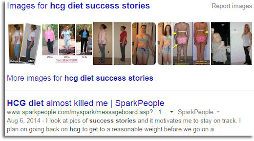 hcg diet almost killed me