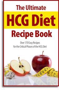 ultimate hcg diet recipe ebook
