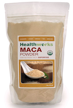 healthworks maca root powder