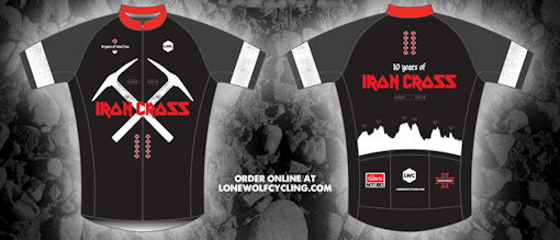 iron cross x kit by lone wolf cycling