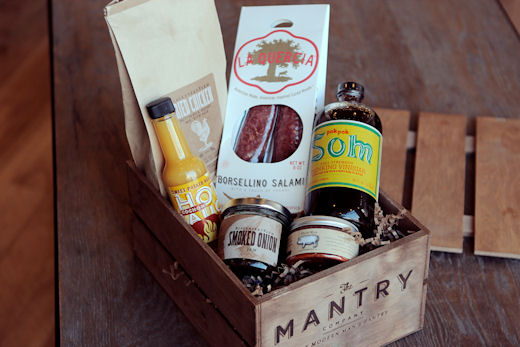 mantry subscription box for fathers day