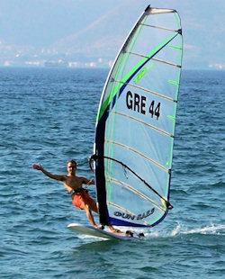 matthew denos windsurfing