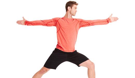 mens yogasmoga sherpa shirt