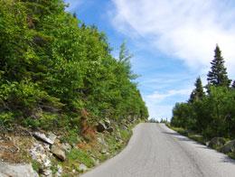 hill climb road