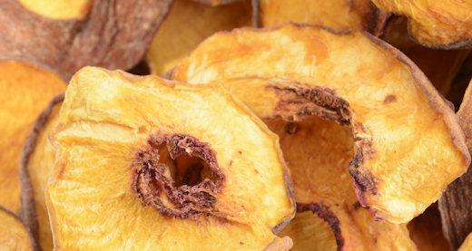 naturebox dried peaches snack