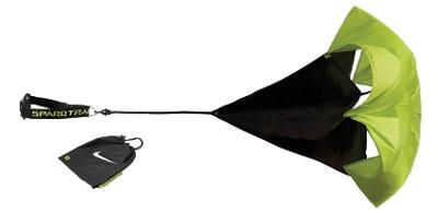 nike sparq running parachute