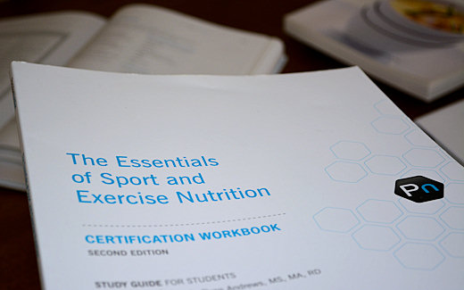 precision nutrition certification workbook