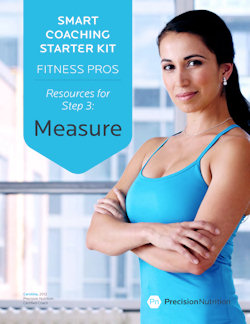 precision nutrition smart coaching starter kit