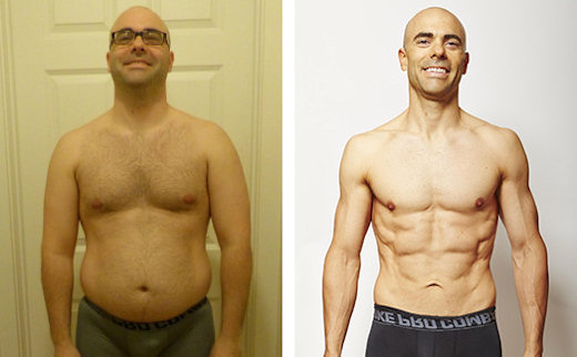 pn lean eating body transformation