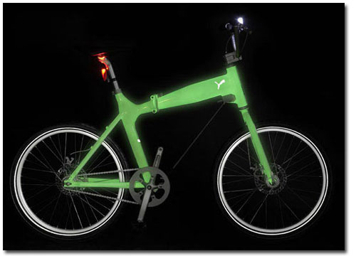 puma glow in the dark bicycle