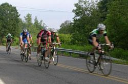 lead pack paceline