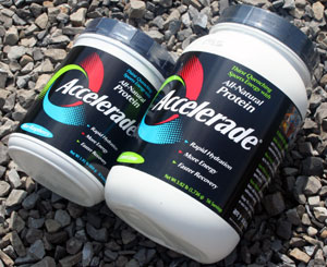 accelerade canisters