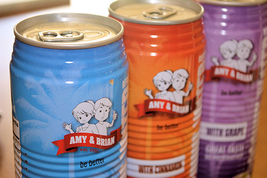 flavors of amy brian coconut juice