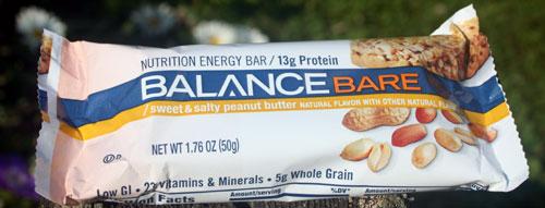balance bare bar wrapper