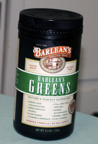 barleans greens canister