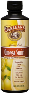 Barlean 39 s omega swirl fish oil taste test and review for Barleans fish oil reviews
