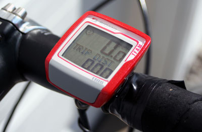 sigma sport bc1106 display