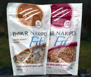 bear naked fit granola