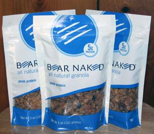 bear naked granola peak protein