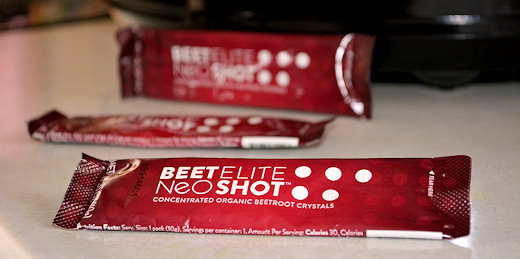 beetelite neoshot packets