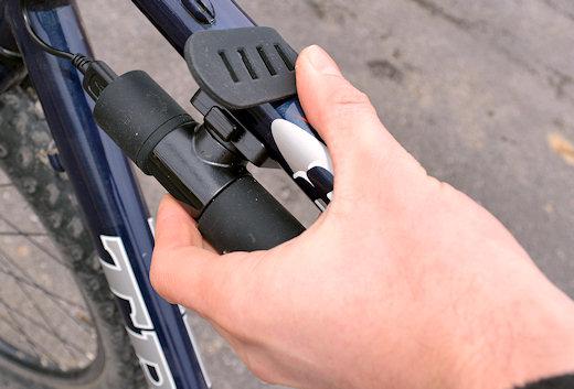 bike2power adjustment strap