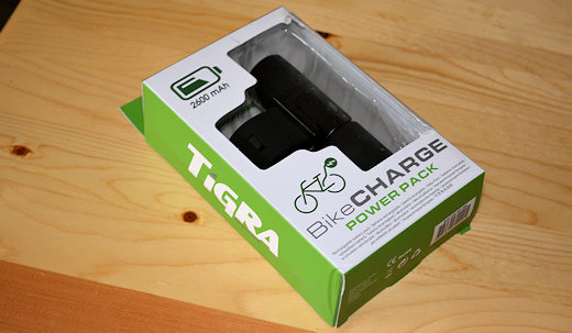 bike2power bikecharge power pack box