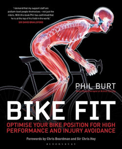bike fit book cover