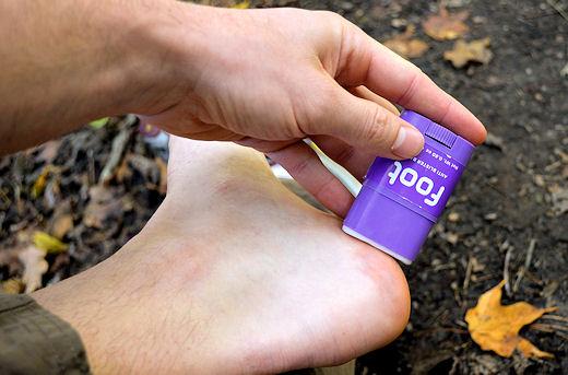 bodyglide foot blister balm