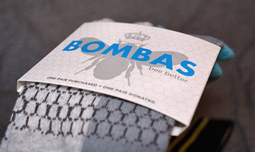 bombas bee better socks