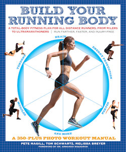 build your running body book cover